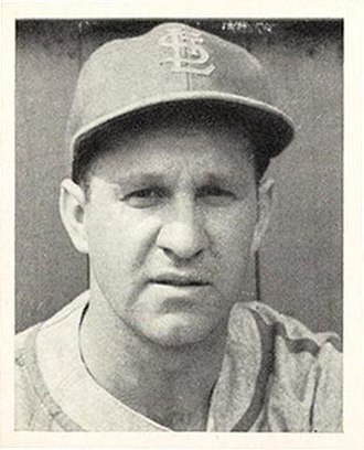 Enos Slaughter - Slaughter with the Cardinals