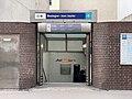 Entrée Station Métro Boulogne Jean Jaurès Boulogne Billancourt 6.jpg