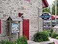 Entrée principale du Moulin Marcoux - Pont-Rouge.JPG