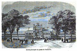 Exposition universelle de Paris 1855