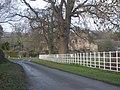 Entrance to Broncroft Castle - geograph.org.uk - 1073439.jpg