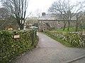 Entrance to Gate House farm - geograph.org.uk - 1515289.jpg