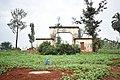 Entrance to Nkore Royal Palace 01.jpg