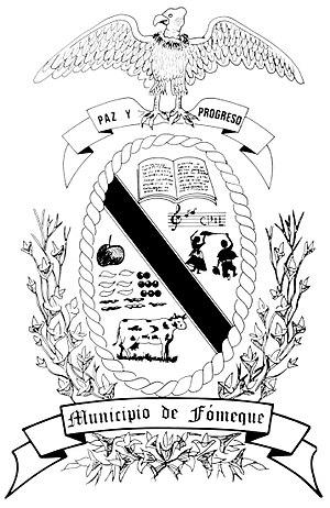 Fómeque - Image: Escudo Municipal