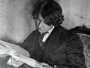 Sergei Yesenin - Esenin in 1914