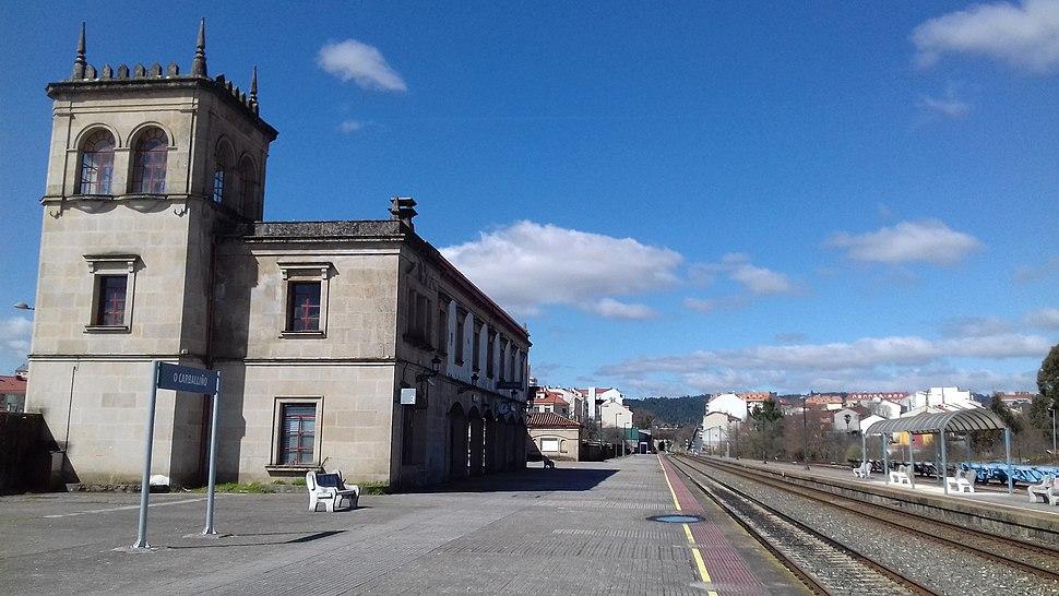 Estación do Carballiño 2