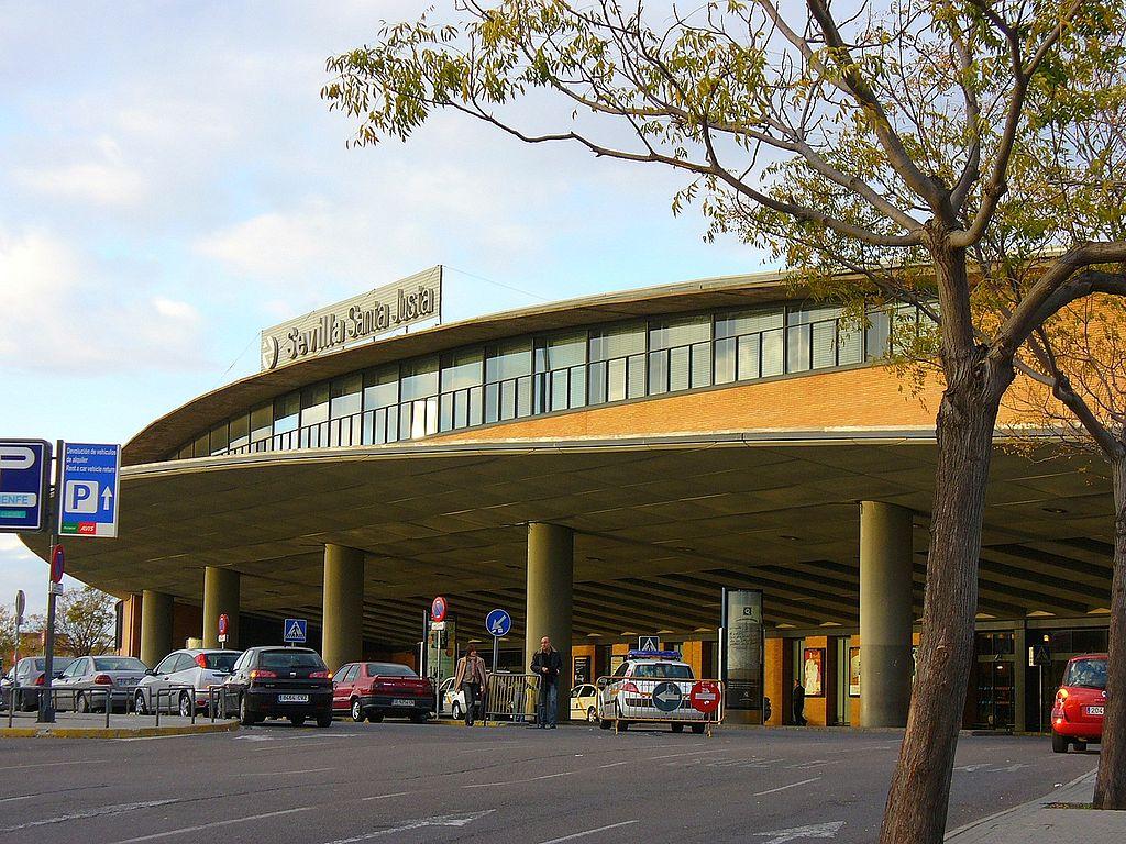 Seville Car Rental Airport