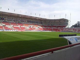 Estadio Victoria - Image: Estadio Victoria (Aguascalientes)