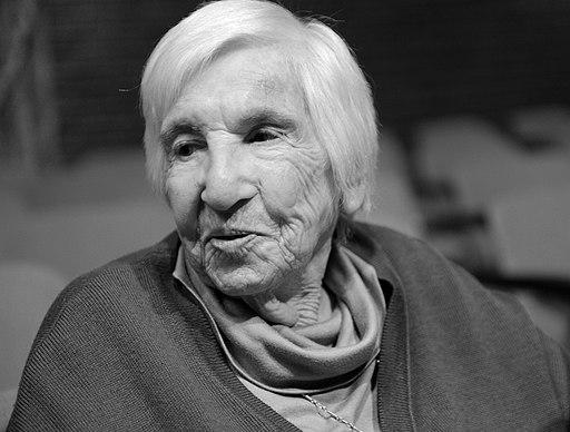 Esther Bejarano, 70 Joer Befreiung vum Faschismus-125
