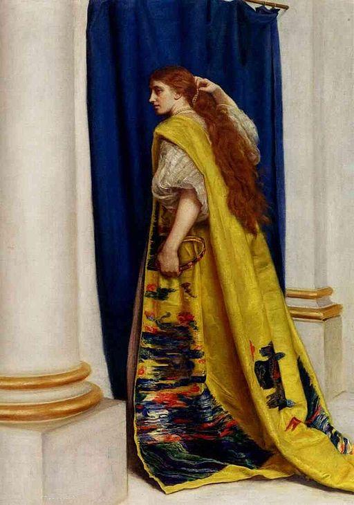 에스더 (존 에버렛 밀레이, John Everett Millais, 1865년)