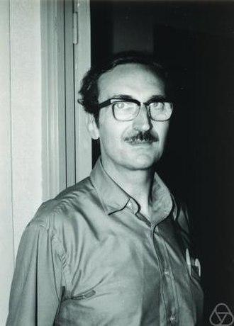 Eugenio Calabi - Eugenio Calabi