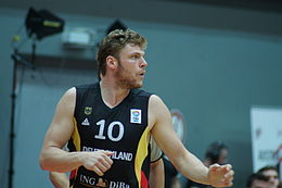EuroBasket Qualifier Austria vs Germany, 13 August 2014 - 041.JPG