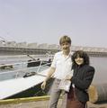 Eurovision Song Contest 1980 postcards - Samira Bensaïd 01.png