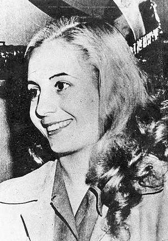 Эва Перон. Фотография 1947 года