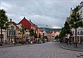 Evening streets - Bergen, Norway - panoramio.jpg
