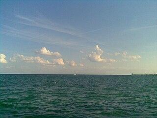 Yevpatoria Bay