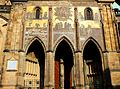 Exterior of St. Vitus Cathedral Prague 6.JPG