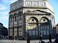 Exterior of the Florence Baptistry 01.JPG