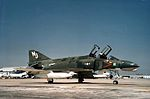 F-4G Phantom of VF-121 at NAS Miramar 1966.jpg