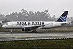 F-HBAO A320 Aigle Azur OPO.jpg