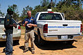 FEMA - 44172 - Mississippi Disaster Official with Storm Survivor in MS.jpg