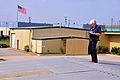 FEMA - 44372 - FEMA PA officer documenting damage to a hail damaged roof in OK.jpg