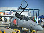 FIDAE 2014 - IA63 Pampa III FAA - DSCN0553 (13496901534).jpg