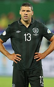 FIFA WC-qualification 2014 - Austria vs Ireland 2013-09-10 - Jon Walters 02.jpg