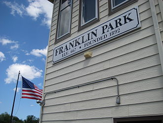 Franklin Park, Illinois - The Franklin Park B-12 Tower