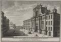 Facciata della Chiesa de' SS. Celso e Giuliano in Banchi by Giovanni Domenico Campiglia (1739).png