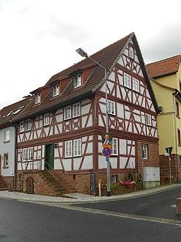 Trennfurter Straße in Klingenberg am Main