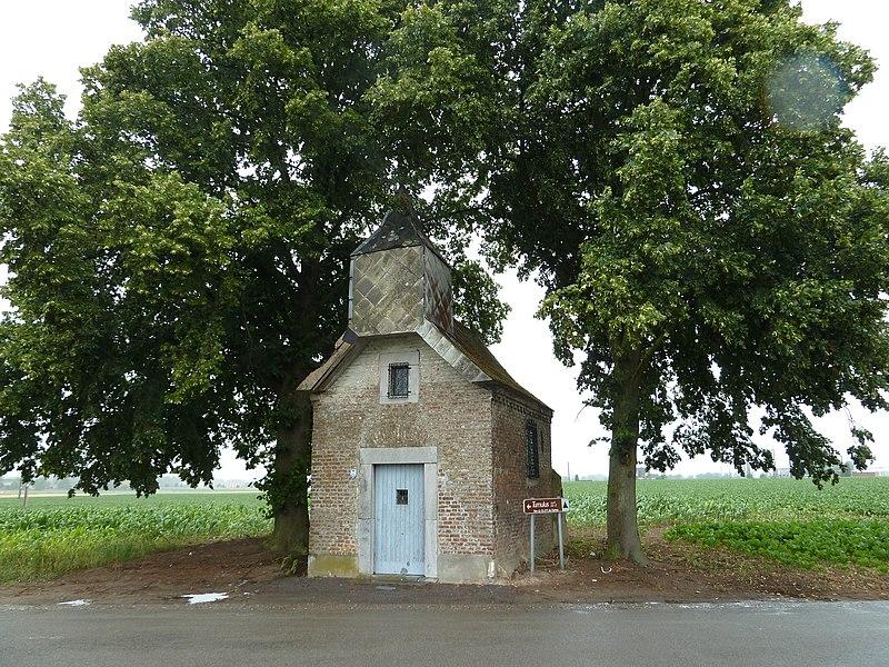 Chapelle Saint-Blaise, Saives, Faimes, Belgique