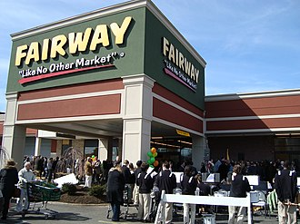 Fairway Market - The grand opening of the Paramus Fairway store at Fashion Center in Paramus, New Jersey, 2009
