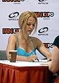 Fan Expo 2012 - Gillian Anderson 13 (7891587870).jpg