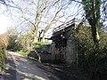 Farm loading bay between Waytown and Salwayash - geograph.org.uk - 348583.jpg