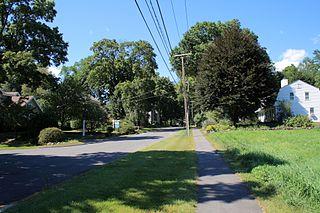 Farmington Historic District (Farmington, Connecticut) historic district in Farmington, Connecticut