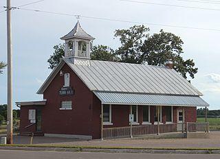 Farmington, Waupaca County, Wisconsin Town in Wisconsin, United States