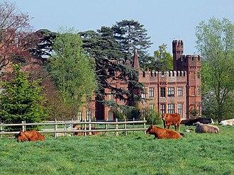 Faulkbourne -  Faulkbourne Hall