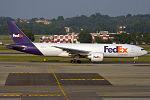 FedEx, N851FD, Boeing 777-FS2 (19693286555).jpg