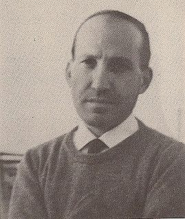 Federico Caffè Italian economist