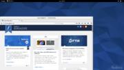 Fedora 22 GNOME 3.16
