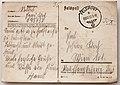 Feldpost von Hans 1941-09-18 1.JPG