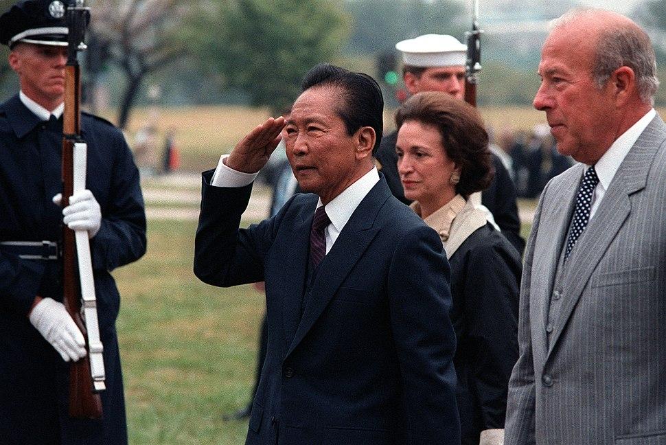 Ferdinand Marcos and George Shultz DA-SC-84-05877.JPEG