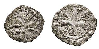 Idris al-Ma'mun - Coins of Ferdinand III of Castile, who helped Idris al-Ma'mun