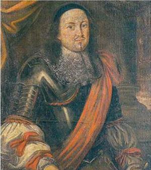 Ferrante III Gonzaga, Duke of Guastalla - Portrait of Ferrante III Gonzaga