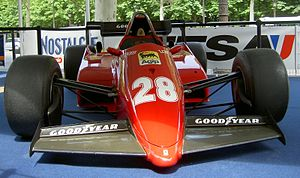 1983 FIA Formula One World Championship - Ferrari won the Constructors' Championship with the 126C3