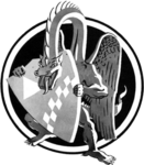 Fighter Squadron 653 (US Navy) insignia, 1952.png