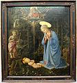 Filippo lippi, adorazione del bambino di palazzo medici, 1459 ca. 01.JPG