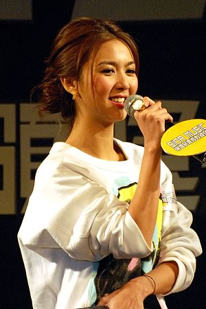 Fiona Sit - Fiona Sit at SINA Music 樂壇民意指數頒獎禮 in 2006