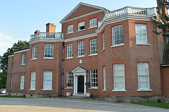 Grade II* listed buildings in Hart - Image: Firgrove House